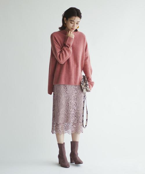 13[EMMEL REFINES] ◆FC ケミカルレースIラインスカート