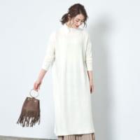 白コーデ25選♡冬の大人レディースファッションで周りと差をつけよう!