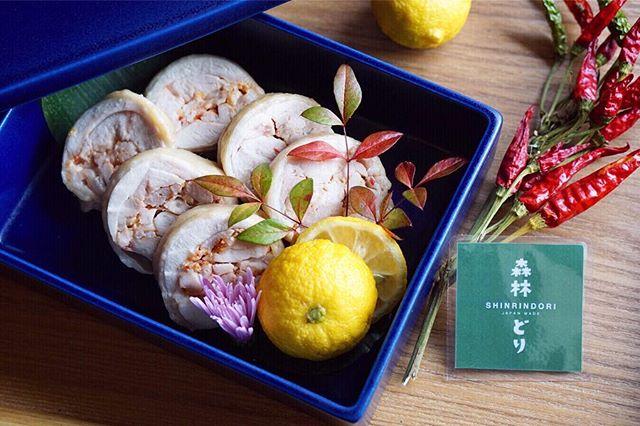 話題のレシピに!柚子胡椒を使った鶏ハム