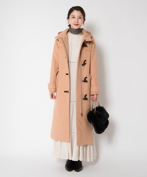 [glamb] Citron duffle coat / シトロンダッフルコート