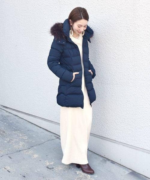 きれいめカジュアルな今日の服装【ワンピース】
