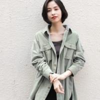 トレンド感たっぷり♡『CPOシャツ・ジャケット』で叶う秋コーデ