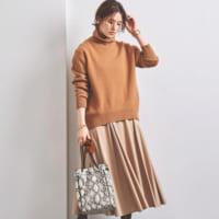 フレアスカートの冬コーデ特集♡30代40代の大人カジュアルな着こなし術♪