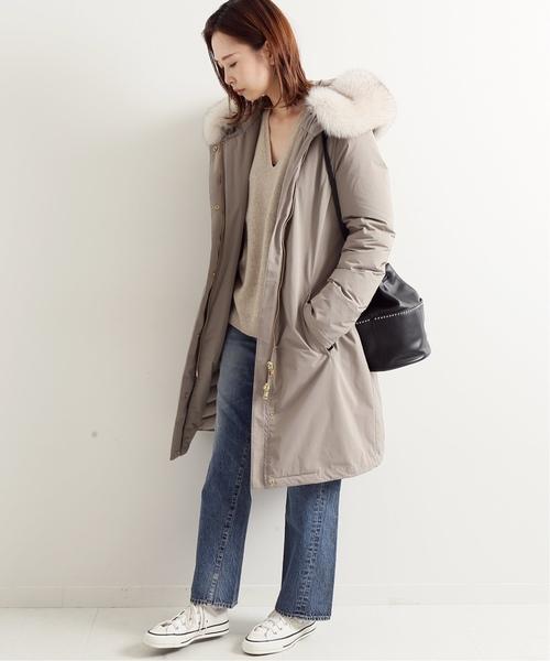 真冬のカジュアルな今日の服装【パンツ】