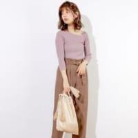 ほど良い甘さがたまらない♡「natural couture」で叶える大人ガーリースタイル!