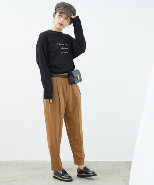 [ROPE' PICNIC] BIGロングTシャツ