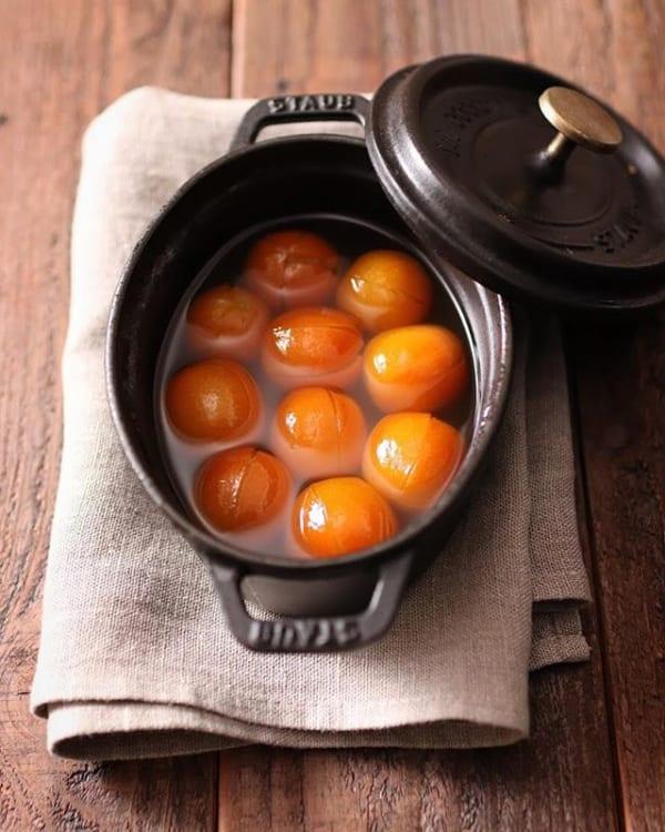 じっくり丁寧に作るレシピに!定番の金柑の甘露煮