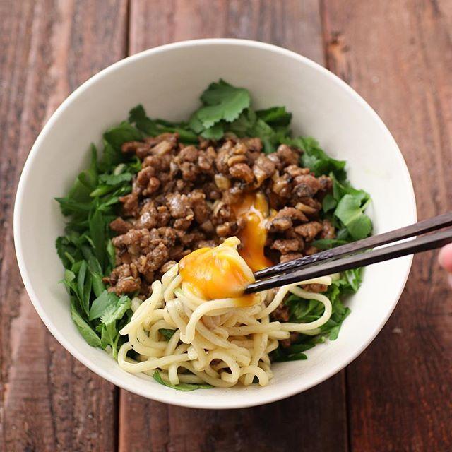 パクチー 人気料理レシピ 麺類2