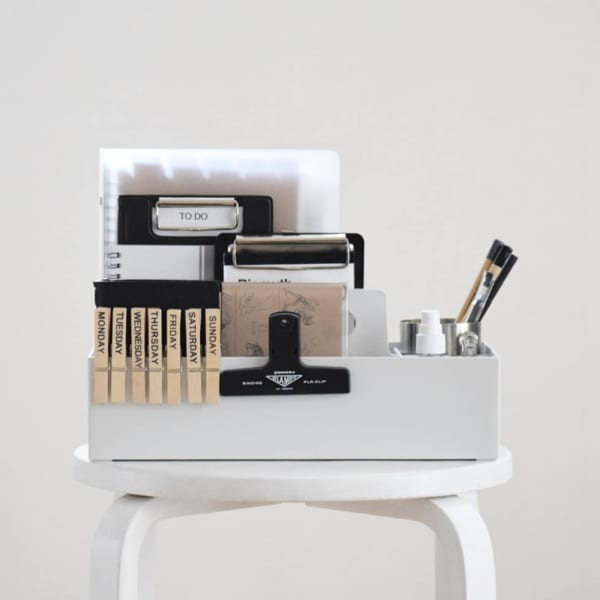 ポリプロピレン製 収納キャリーボックス