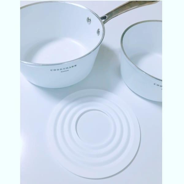 【キャンドゥ】シリコン鍋敷き