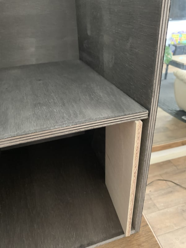 収納家具をDIY6
