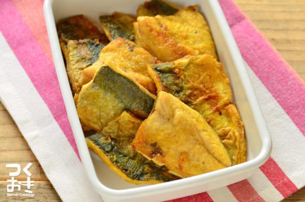 カレー粉 人気アレンジレシピ 魚介料理