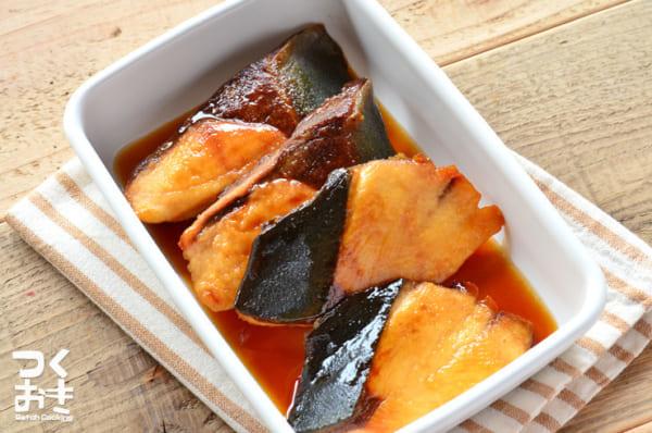 冬魚の美味しい旬の料理に!ブリの照り焼き