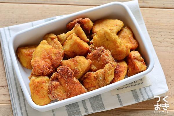 カレー粉 人気アレンジレシピ 肉料理5