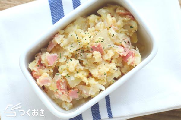 子供が喜ぶ簡単人気おせちレシピ 野菜料理5