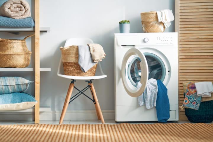 一人暮らし 洗濯