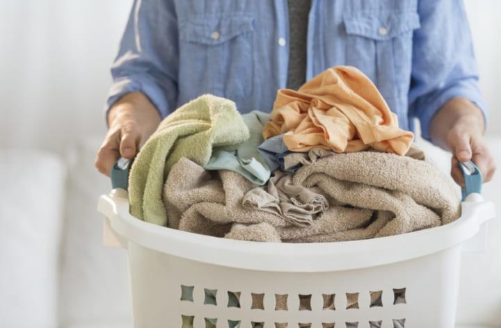 一人暮らし 洗濯4