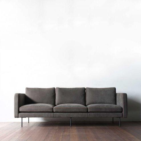 居心地の良さと魅力的な空間演出に欠かせないソファ3