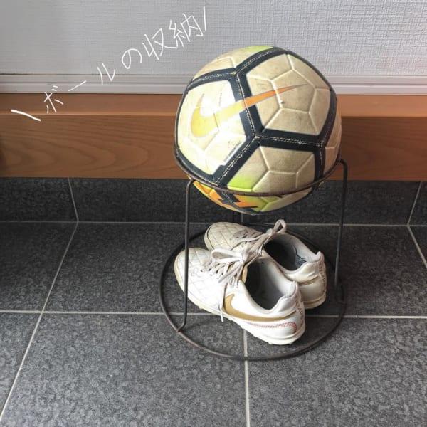 【ボール】の収納術2