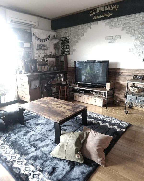 隠れ家的な雰囲気が漂う、渋格好いい空間3