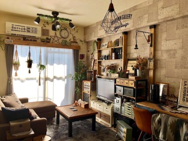 隠れ家的な雰囲気が漂う、渋格好いい空間5