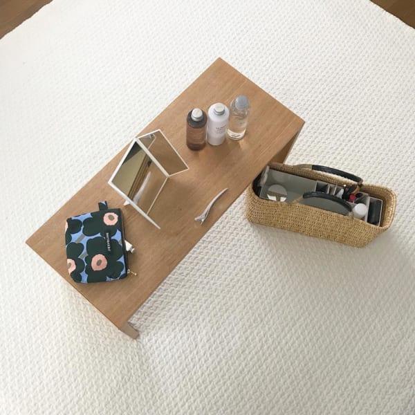 メイク道具収納4