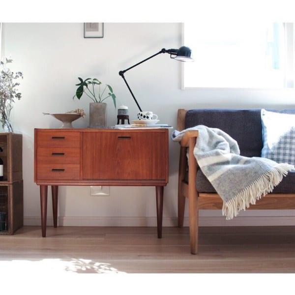収納性だけでなく、お部屋を素敵に見せるインテリアとしても楽しめる