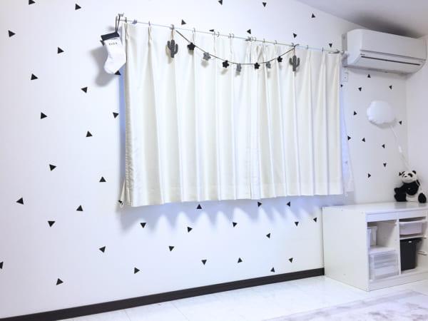おしゃれな子供部屋 シンプル3