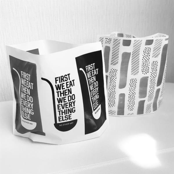 自立型ぷちゴミ袋
