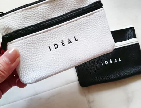 シンプルデザインのIDEALシリーズケース