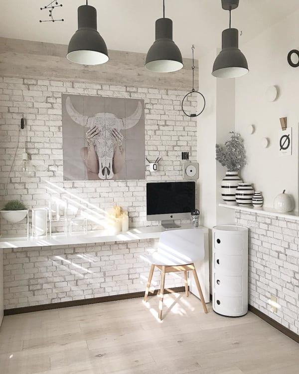 収納性だけでなく、お部屋を素敵に見せるインテリアとしても楽しめる3