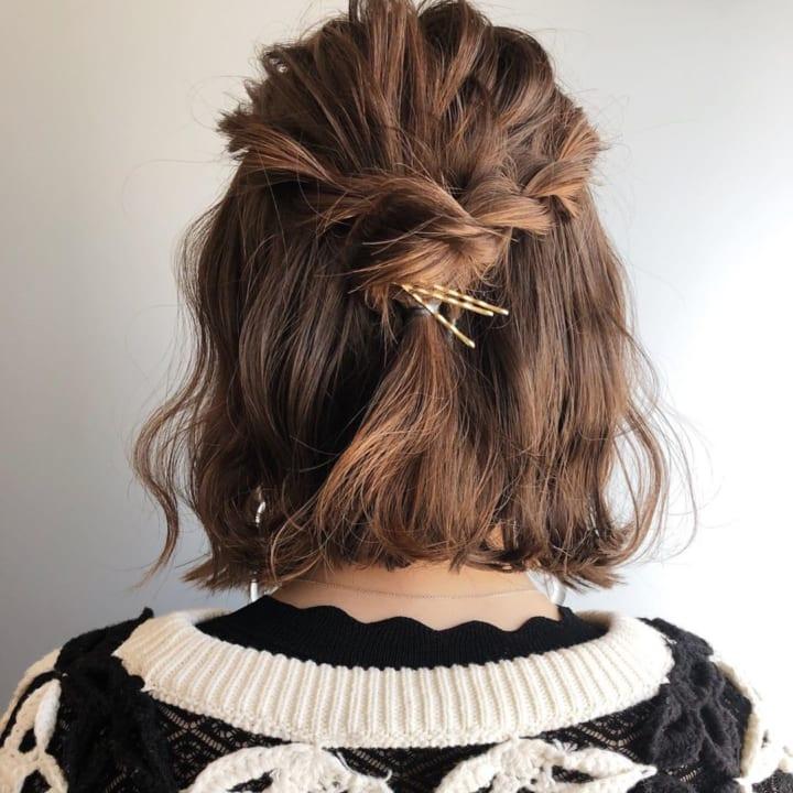 クリスマスにおすすめのヘアアレンジ集 簡単にできる髪型でデートを