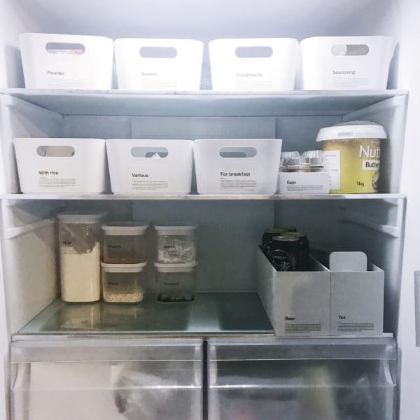 IKEAのキッチン収納は便利&おしゃれ