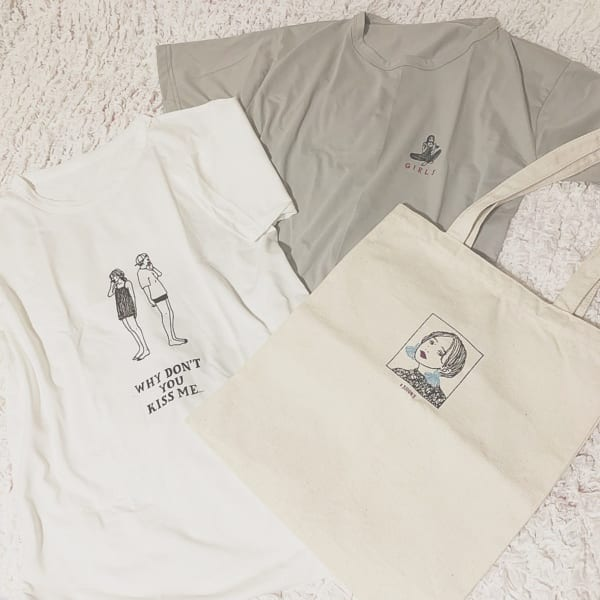 東京ガールズコレクションコラボ商品