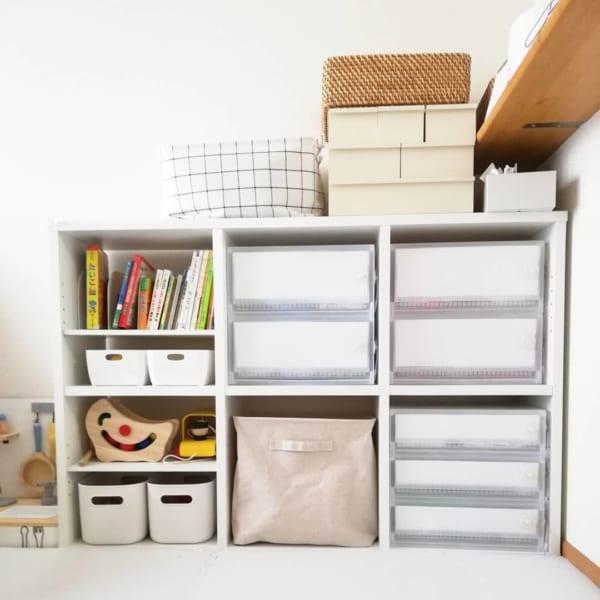 「引き出し収納ボックス」で収納場所を増やす2