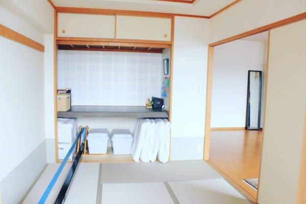 おしゃれな子供部屋 和室6