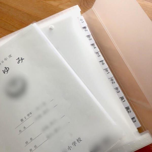 書類の収納方法4