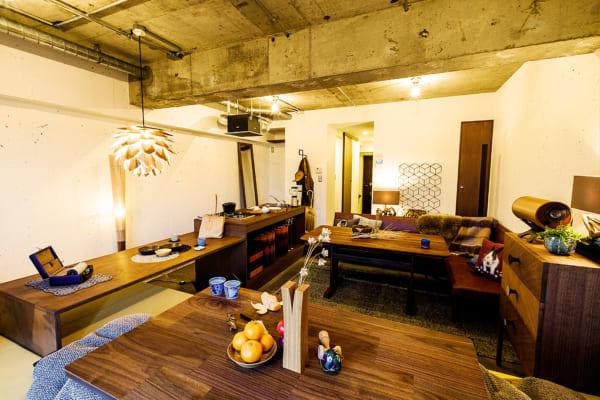 収納性の向上だけでなく、お部屋に素敵な個性をプラス6