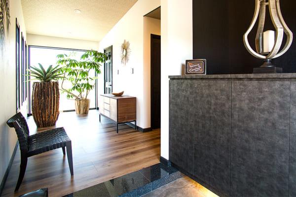 収納性の向上だけでなく、お部屋に素敵な個性をプラス2