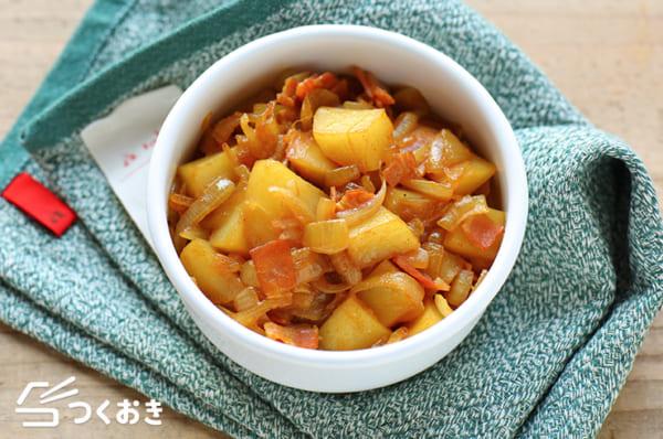 カレー粉 人気アレンジレシピ 野菜料理5