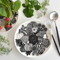 秋の食卓におすすめ!北欧食器《マリメッコ》のプレートをご紹介します☆