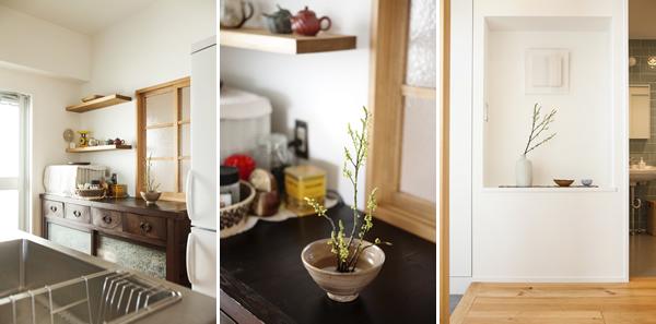 無駄のないシンプルな仕上げに和家具やこだわりの和室をプラス3