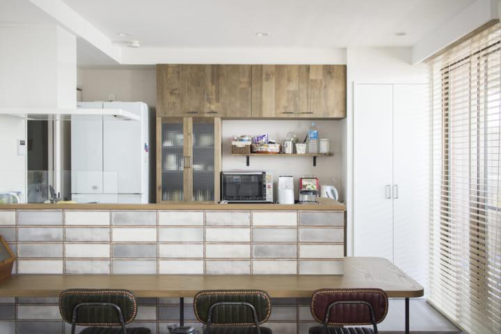 キッチン リノベーション8