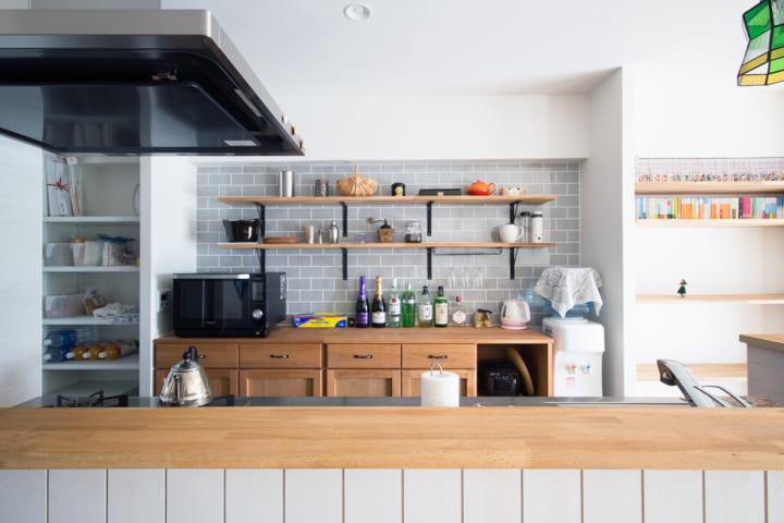 キッチン リノベーション6