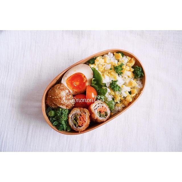 菜の花 人気レシピ 和え物4