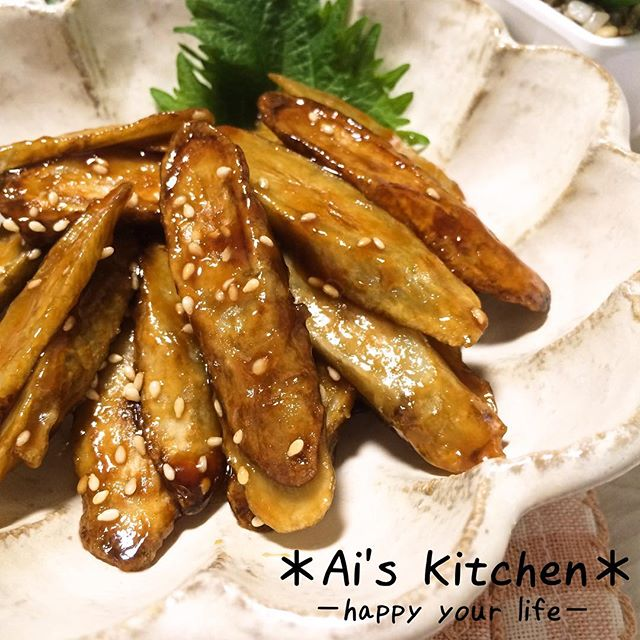 ごぼう 簡単 作り置き料理 お弁当4