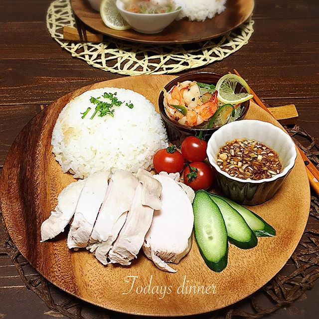 エスニック料理 簡単レシピ ご飯・麺6