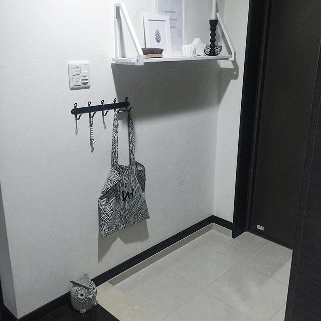 玄関インテリア&収納術11