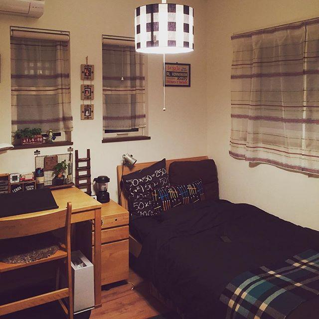 6畳 子供部屋レイアウト 一人部屋7