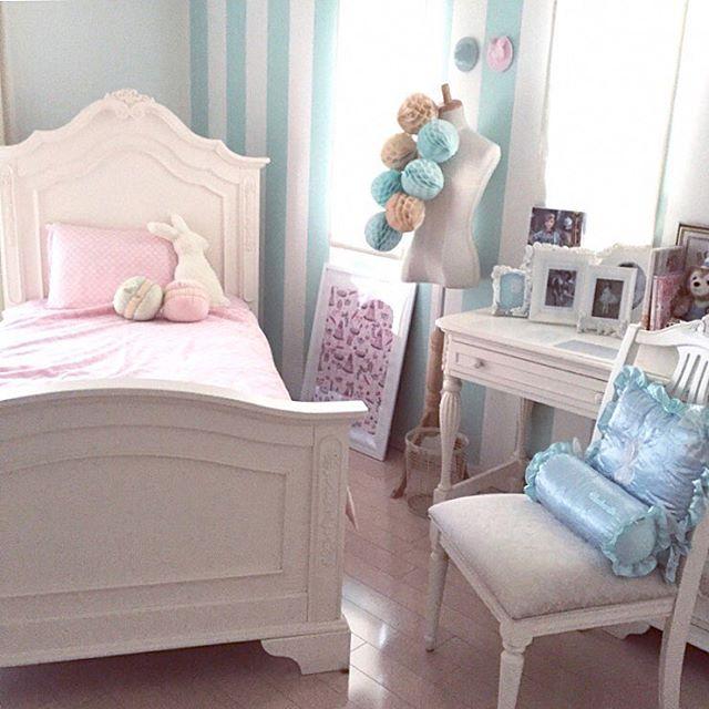 ベッドルームインテリア 子供部屋5